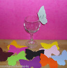 Wedding Die Cuts - Large Butterfly - Place Card - Easter - Party - Invitations