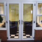 used french doors