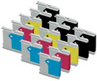 15 Compatible LC970 Ink Cartridges for Brother DCP MFC Printers