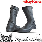 DAYTONA CLASSIC OLD TIMER LEATHER VINTAGE STYLE MOTORCYCLE BIKE TOURING BOOTS