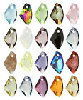 SWAROVSKI ELEMENTS 6656 Galactic Vertical Pendant - All Sizes & All Colours