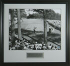 Arnold Palmer Down the Fairway Masters Framed Photo 11 x 14