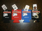NEW HOOTERS LOGO CAN KOOZIE SPRING HILL, FLORIDA RED,BLUE,BLACK,CAMO GREAT GIFT!