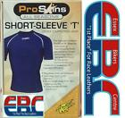 Proskins All Season Short Sleeved Top Compression Fit Wicking Base Layer
