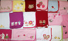NWT Gymboree Girl Strawberry Flower Animal Reversible Blanket Choose ONE