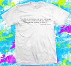 Richard Feynman Quote - T-Shirt - Great quality 100% cotton and dispatched fast