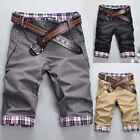 Men's hot sell  summer modern style casual shorts pants  h606  3color 4size