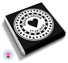 50 Personalised POKER CHIP Las Vegas, Casino Themed Wedding Favour Chocolates