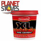 5kg or 10kg Large Tub Ready Mixed Buff Fire Cement for Brick Fireplace, Furnaces