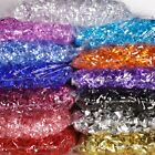 Acrylic Ice Crystals (175pc. Aprox)  Choose From 22 Colors