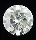 LOOSE ROUND BRILLIANT GENUINE MOISSANITE - VVS2 - ALL SIZES & SHAPES AVAILABLE