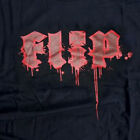 FLIP - HKD Blood Drips - Skateboard Tee Shirt - Black