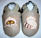 Moxiesbabyshoes RACOON soft soled leather boys baby shoes enfant all sizes