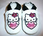 Moxiesbabyshoes KITTY soft soled leather girls baby shoes 0-6 mths to 6-7 yrs