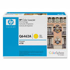 Genuine HP Q6462A Yellow Laser Toner Cartridge for Printers