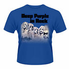 DEEP PURPLE In Rock T-SHIRT NEU