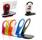 Kikkerland Driinn Cell Mobile Phone Charger Holder Cradle cord control/6 colors