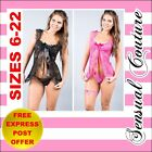 Sexy Lingerie Virgin babydoll Sensual Couture Sexy Lingerie Babydoll Camisole