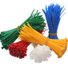 CABLE TIES  PICK YOUR COLOUR, LENGTH, AMOUNT - ZIP TIE RED BLUE GREEN YELLOW FWS