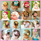 Top Baby Girl Infant/Toddler Headband Hair Accessories x 1