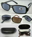 R215 Wayfarer/Reading Sunglasses+Case+50+75+1.+1.25+1.5+1.75+2.+2.25+2.5++2.7+3.