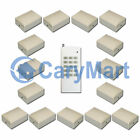 15 CH One To Many Controls RF Electrical Remote Control modules 500M 10A DC 12V