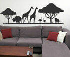 Animals In The Wild Amazing Decal. Vinyl Wall Stickers Decor High Quality NEW UK