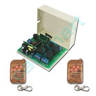 4 CHMulti-Function Universal RF Remote Control Switch For Garage Door Opener AC