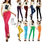 Celeb Style Skinny leg Candy Coloured Jeans pants SZ XS-XXL/AU6-16 p126