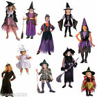 Assorted WITCH HALLOWEEN COSTUMES ~ Girl Child Teen Toddler PARTY SUPPLIES