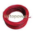 2-PIN Extension Cable Wire leads 20AWG 22AWG 24AWG For Single Color LED Strip
