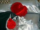 "Dorm Bridal Satin Sheet set - XL Twin 39"" x 80"" - fits up to 15"" drop"