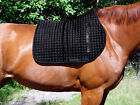 Back on Track Therapeutic All Purpose or Dressage Saddle Pad - Black or White