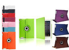 Rotating Leather Case Stand for Apple iPad mini Free Screen Protector and Stylus