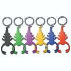 Scorpion Keyring / Bottle Opener Novelty Keychain