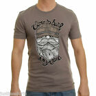 OXBOW organic cotton t-shirt ~ Beard   {Size XL}