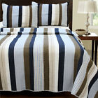 Nathan 100% COTTON Quilt Set, Bedspread, Coverlet image