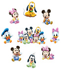 MICKEY MOUSE DISNEYBABIES STICKER WALL DECAL OR IRON ON TRANSFER TSHIRT LOT MBB
