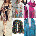 BOHO Style Large Soft Wrap SCARF/SHAWL Beach Sarong Cover  sc023