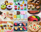 Iwako Japanese Eraser Special Sets B Food & Dessert Varies, Collectable.
