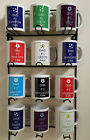 Football Team Mugs - Dad #1 Fan - Ceramic Mugs