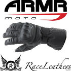 ARMR MOTO WXP-10 THERMAL WINTER WATERPROOF MOTORCYCLE MOTORBIKE BIKE GLOVES