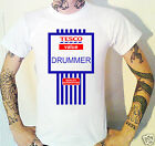 Funny Drummer T-Shirt musician Drums Percussion