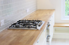 Oak worktops, solid wood 1mx620mmx38mm, ideal for table top, shelf, coffee table