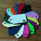 Tag Die Cuts - med Scallop Tag w/Scottie Dog Aperture - Gifts - Topper - Cards