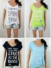 NWT HOLLISTER Women's T Shirt 2013 West Street Classic Fit By Abercrombie