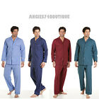 Haigman Mens Pyjamas Poly Cotton Size S M L XL XXL XXXL Assorted Colours BNWT