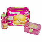 CHILDRENS FOREVER FRIENDS 3 PIECE  NOVELTY LUNCH BAG SET BRAND NEW