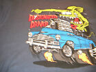 "Rat Fink ""Designated Driver"" Fat Fender Kustom 40's car t shirt Ed Roth Design"