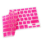 not after 2015 Silicone Keyboard Cover Skin 4 Apple Macbook Pro MAC 13 15 17 Air